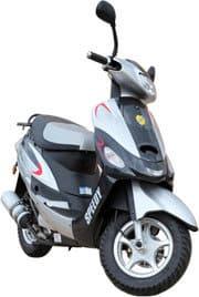 Motorroller Speedy 4T mit Vertrag
